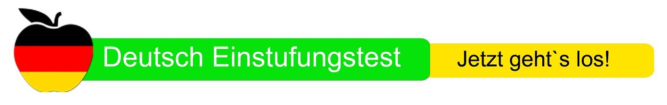 Einstufungstest Deutsch in der Sprachschule Dortmund